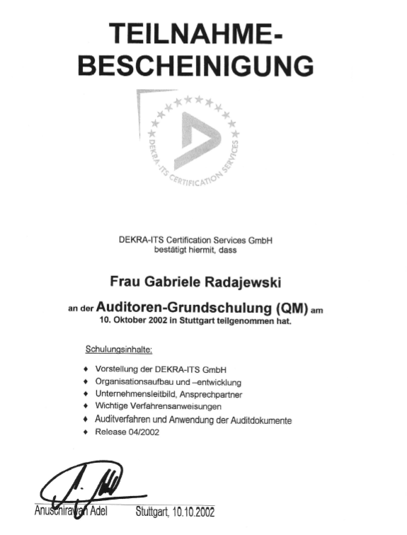 Auditoren_Grundschulung1