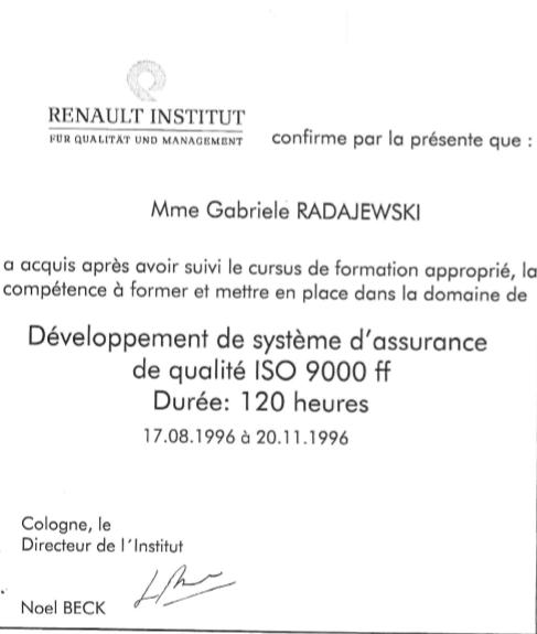Developement_ISO